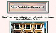 link to Patong Letting in Thailand