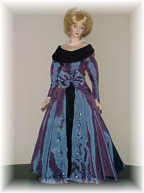Princess Diana Exhibit in Pipestone, Minnesota